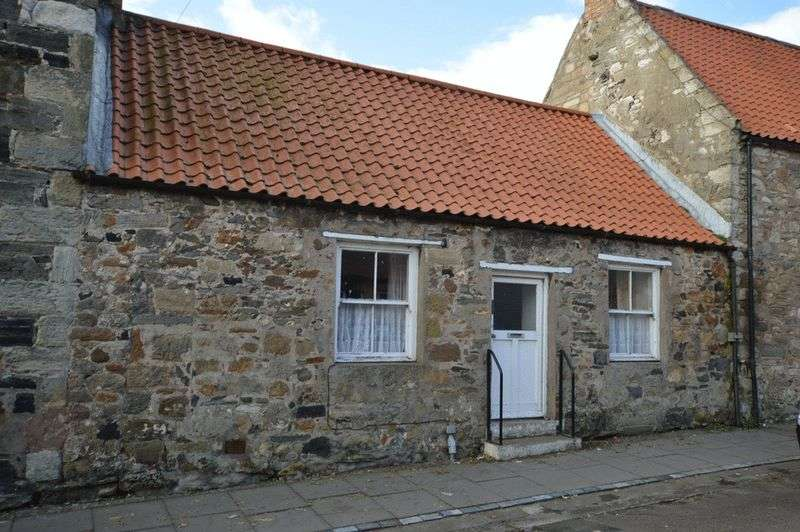 1 Bedroom Terraced House for sale in Marygate, Holy Island, Berwick-Upon-Tweed