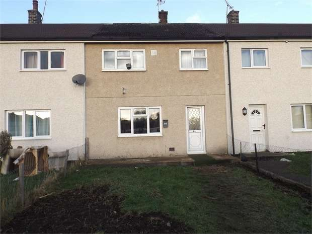 3 Bedrooms Terraced House for sale in Glan Gors, Wrexham