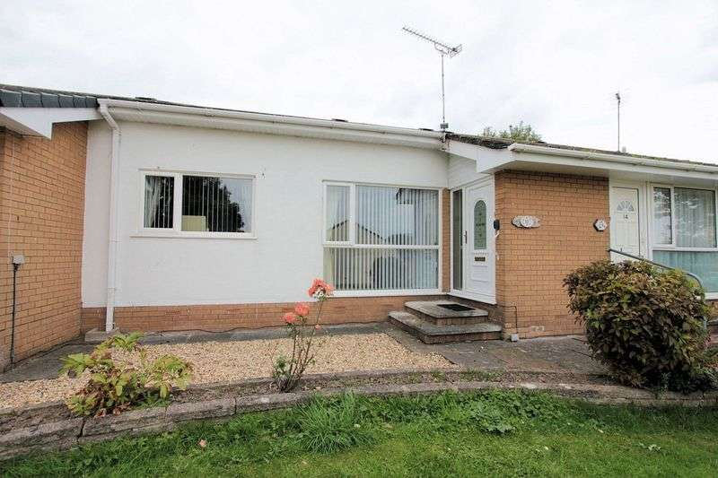 2 Bedrooms Bungalow for sale in Clwyd Court, Prestatyn