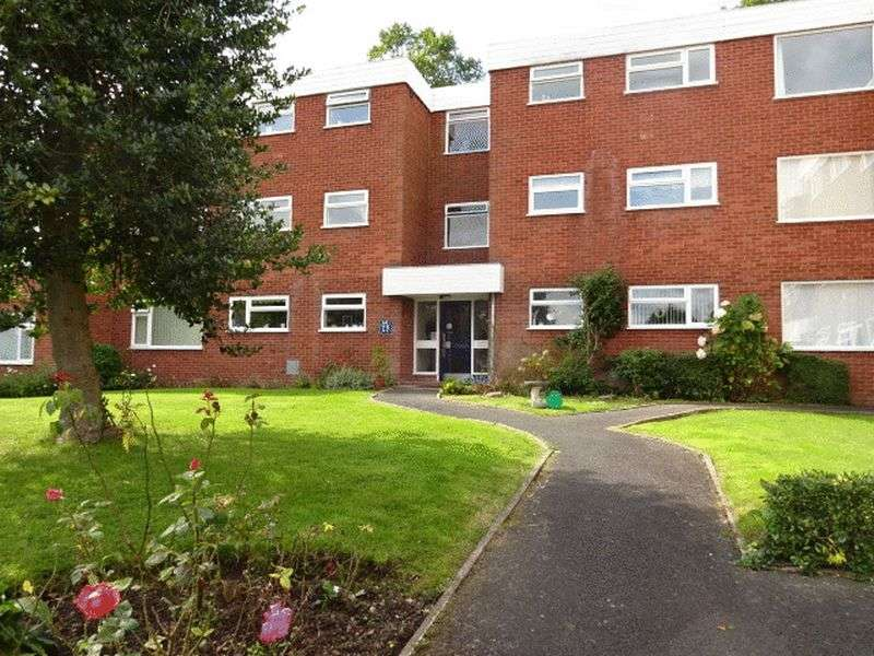 2 Bedrooms Flat for sale in Somerleyton Court, Kidderminster DY10 3DW