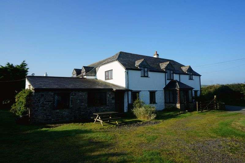 6 Bedrooms Detached House for sale in Crackington Haven, Bude
