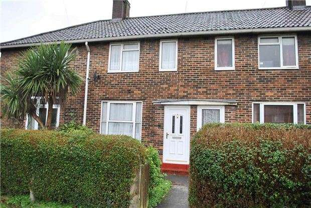 2 Bedrooms Terraced House for sale in Rushen Walk, CARSHALTON, Surrey, SM5 1PY