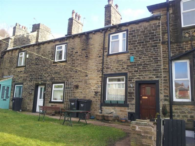 2 Bedrooms Cottage House for sale in Delph Hill Terrace, Scarr Bottom, Halifax, HX2 7EJ