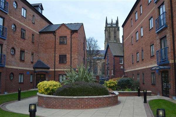 2 Bedrooms Flat for sale in Langtons Wharf, Leeds