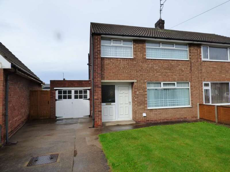 3 Bedrooms Semi Detached House for sale in ***Reduced***Pennine Crescent, Redcar