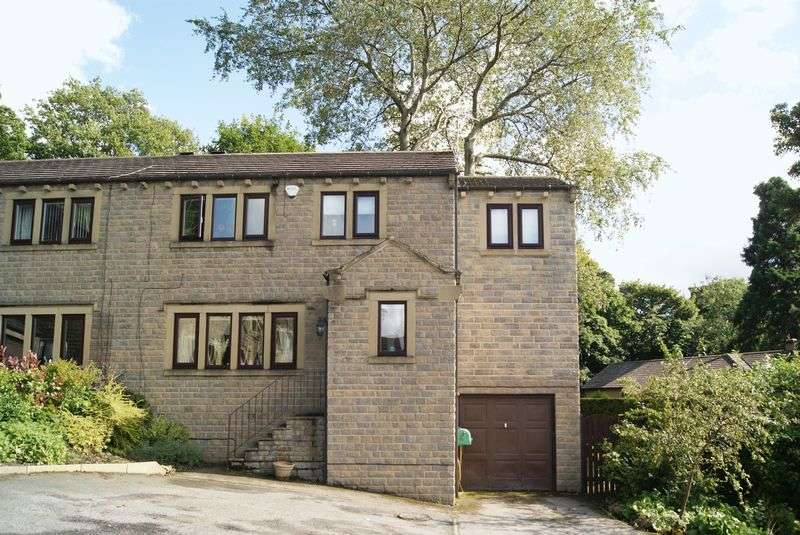 4 Bedrooms Semi Detached House for sale in The Orchards, Bingley