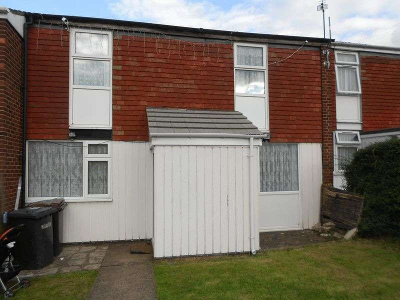 3 Bedrooms Terraced House for sale in Prescelly Close, Nuneaton