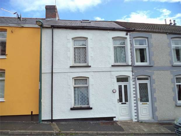 2 Bedrooms Terraced House for sale in Penybryn Terrace, Ebbw Vale, Blaenau Gwent