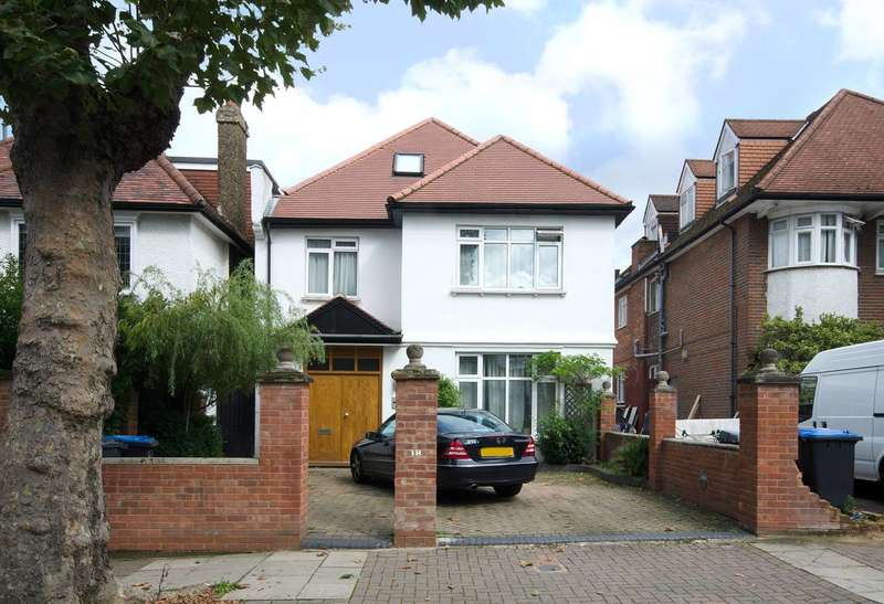 8 Bedrooms Semi Detached House for sale in Staverton Road, Brondesbury, NW2