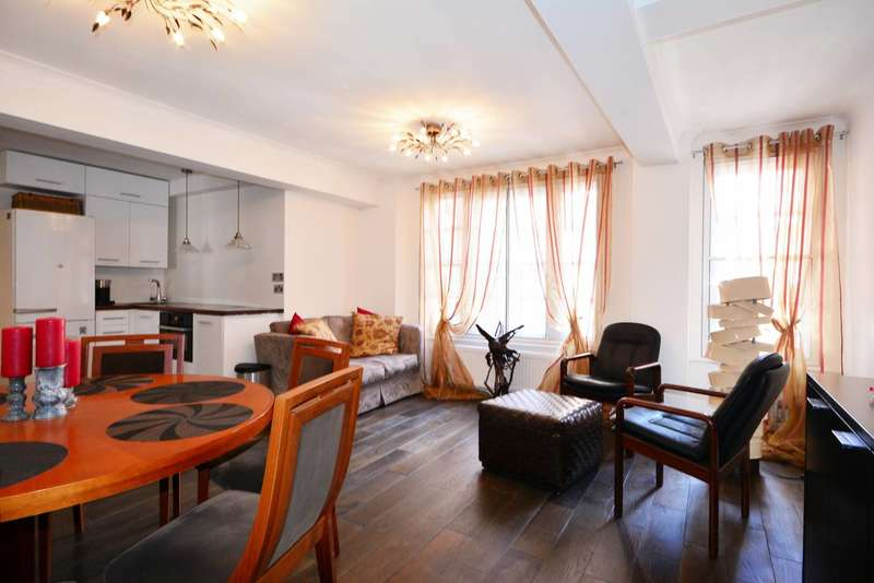 1 Bedroom Flat for sale in Park West, Hyde Park Estate, W2