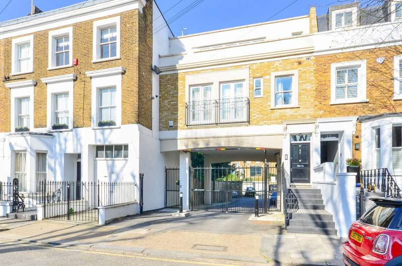 Garages Garage / Parking for sale in Maxwell Road, Moore Park Estate, SW6