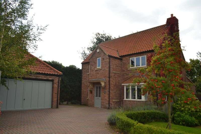 4 Bedrooms Detached House for sale in Bigby Green,Bigby