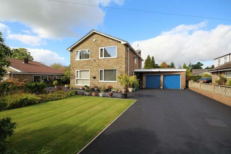 4 Bedrooms Detached House for sale in CHESTER AVENUE, Bamford, Rochdale OL11 5LY