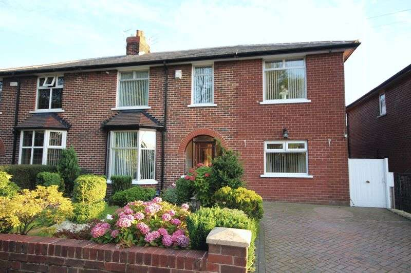 5 Bedrooms Semi Detached House for sale in BURY ROAD, Bamford, Rochdale OL11 4DG