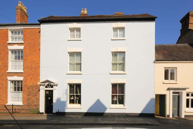 5 Bedrooms House for sale in Merewald House, 11 Barrow Street, Much Wenlock