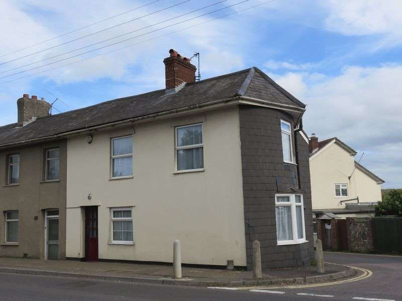 3 Bedrooms Terraced House for sale in Furnham Road, Chard