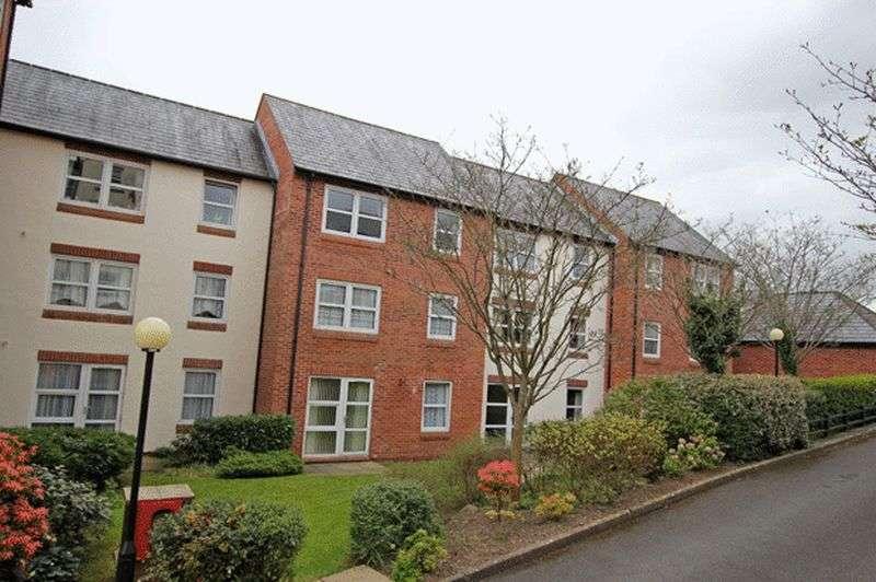 1 Bedroom Retirement Property for sale in TY RHYS, CARMARTHEN