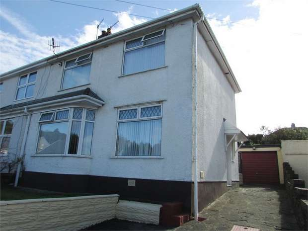 3 Bedrooms Semi Detached House for sale in Cimla Crescent, Cimla, Neath, West Glamorgan