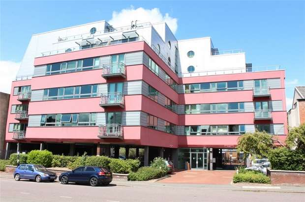 1 Bedroom Flat for sale in Queens Road, Earlsdon, Coventry, West Midlands