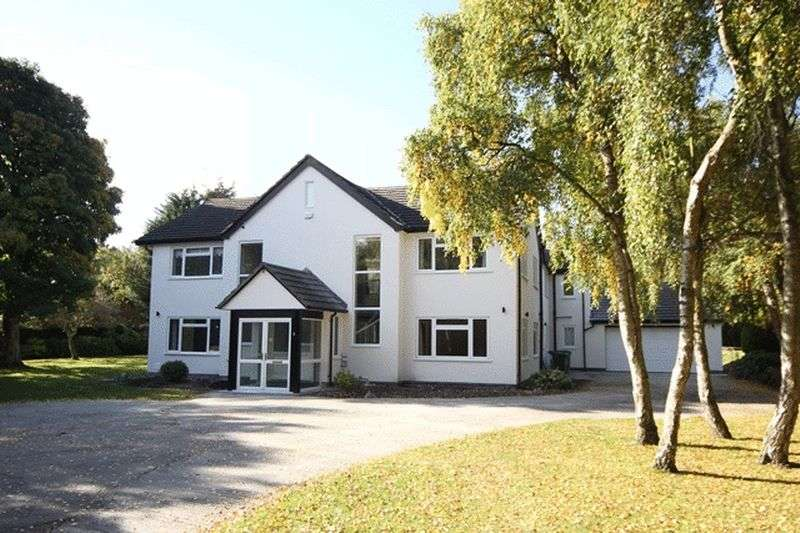 5 Bedrooms Detached House for sale in Thorsway, Caldy, Wirral