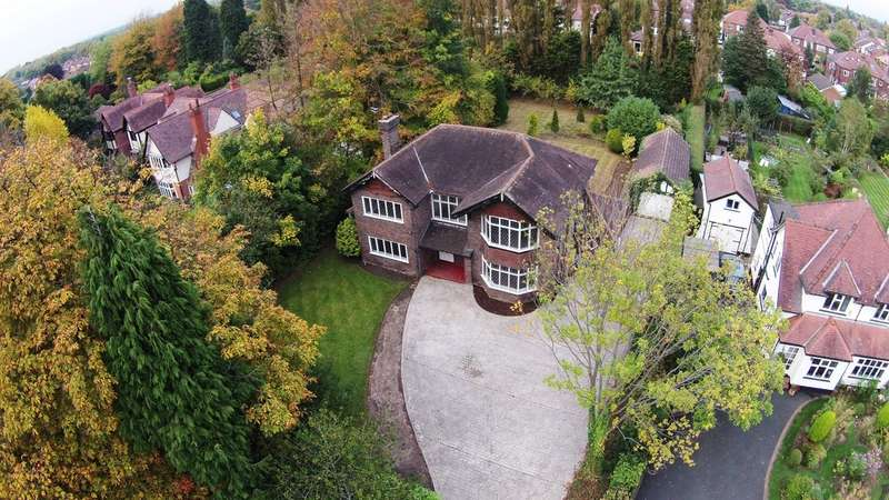 4 Bedrooms Detached House for sale in Bramhall Park Road, Bramhall