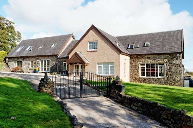 4 Bedrooms Country House Character Property for sale in Fereneze Road, Neilston, Glasgow, G78 3AG