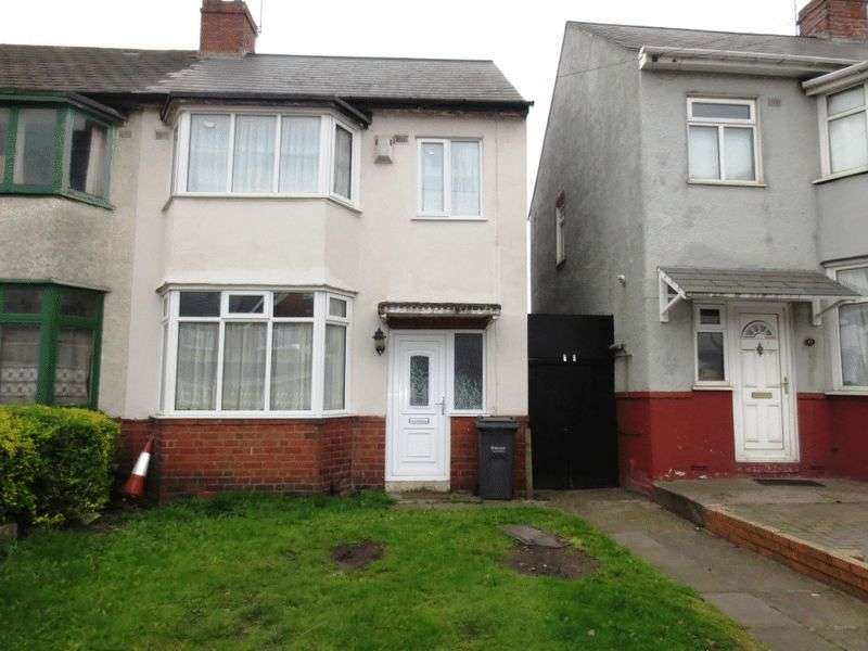 3 Bedrooms Semi Detached House for sale in Roway Lane, Oldbury