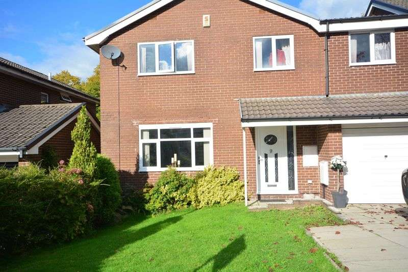 5 Bedrooms Detached House for sale in Aysgarth Drive, Accrington