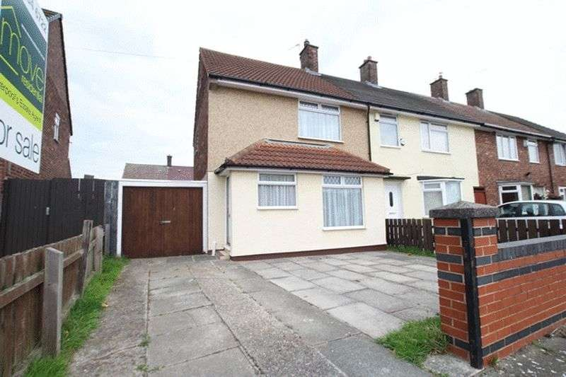 2 Bedrooms Semi Detached House for sale in Maintree Crescent, Speke, Liverpool, L24
