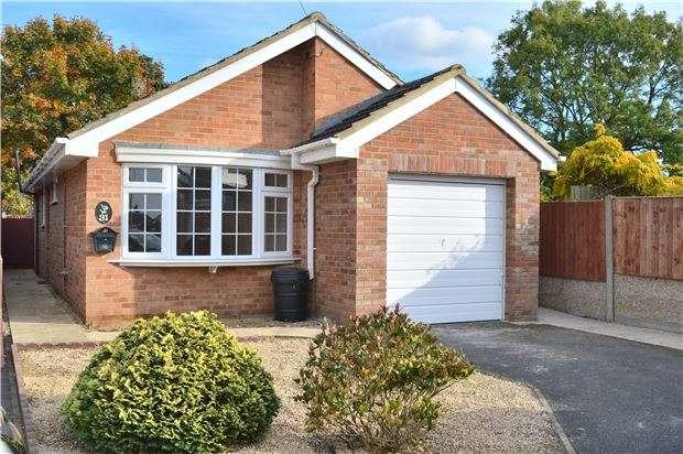 2 Bedrooms Detached House for sale in Hertford Road, Bishops Cleeve, CHELTENHAM, GL52 8DA