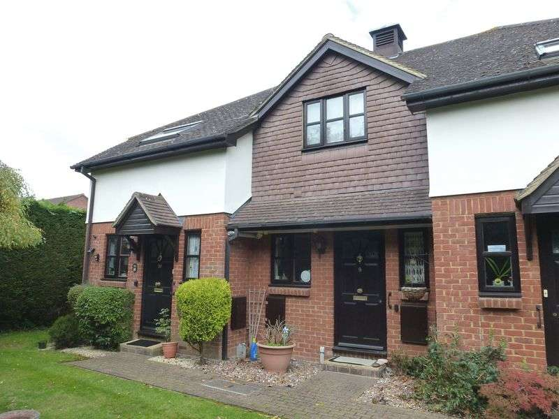 2 Bedrooms Terraced House for sale in BOOKHAM - A CHARMING COTTAGE FOR THE OVER 55'S