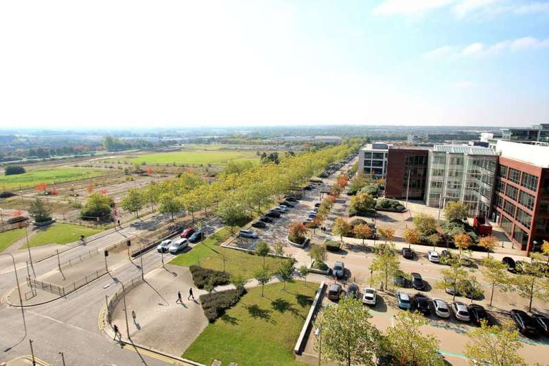 1 Bedroom Apartment Flat for sale in Chelsea House, Witan Gate, Central Milton Keynes