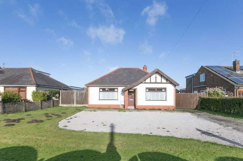 2 Bedrooms Detached Bungalow for sale in Pepper Lane, Standish, WN6 0PW