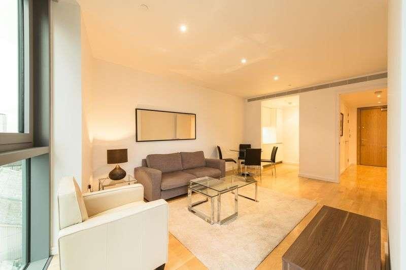 2 Bedrooms Flat for sale in Riverside Quarter, Eastfields Avenue, London