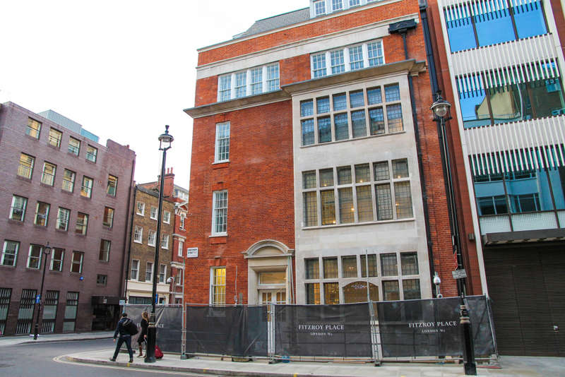 1 Bedroom Flat for sale in Fitzroy Place, 2-10 Mortimer Street, Fitzrovia