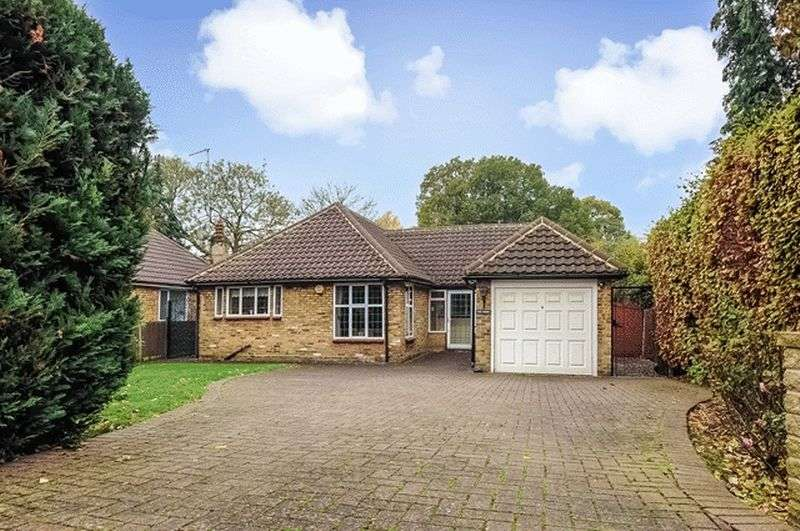 2 Bedrooms Detached Bungalow for sale in Old Lodge Way, Stanmore