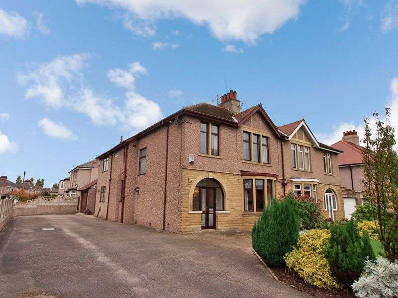 4 Bedrooms Semi Detached House for sale in Morecambe Road, Torrisholme, Morecambe