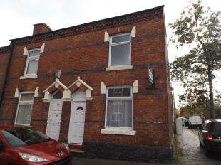 2 Bedrooms End Of Terrace House for sale in Meredith Street, Crewe, Cheshire