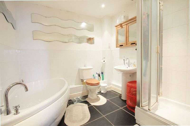 1 Bedroom Flat for sale in LONGLANDS MEWS, FINDERN, DERBY