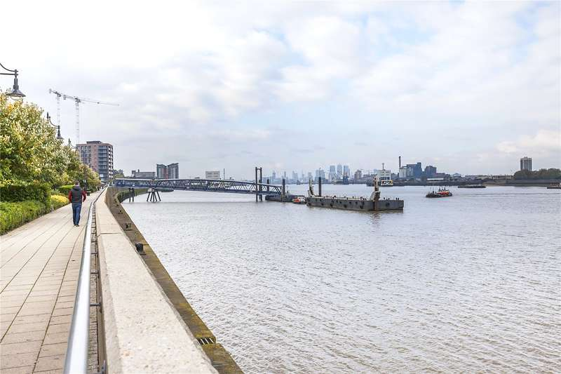 1 Bedroom Flat for sale in 16th Floor, Kinetic Tower, SE18