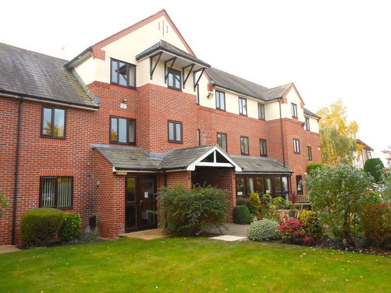 1 Bedroom Flat for sale in Cromwell Court, Beam Street, Nantwich. CW5 5NZ