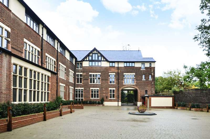 4 Bedrooms Flat for sale in Courtyard House, Mill Hill, NW7