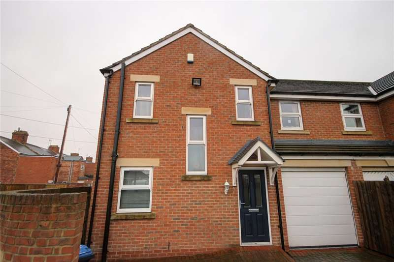 3 Bedrooms Semi Detached House for sale in Grange Court, St Helen Auckland, County Durham, DL14