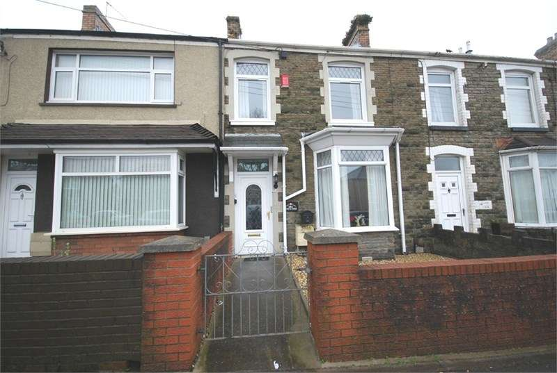 3 Bedrooms Terraced House for sale in 141 Cimla Road, Cimla, Neath, SA11 3UE