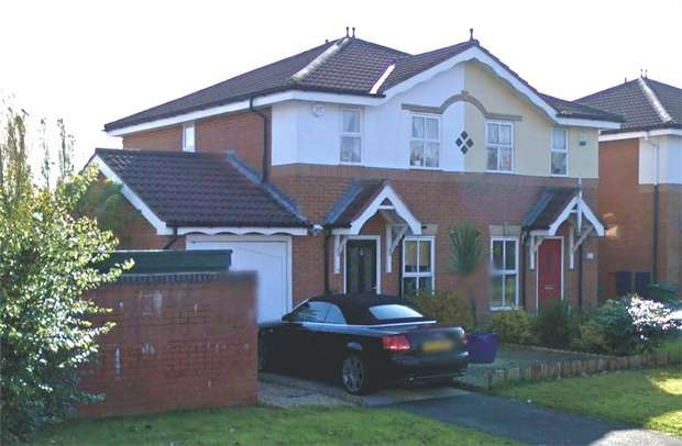 2 Bedrooms Semi Detached House for sale in Holburn Park, Stockton-on-Tees, Durham