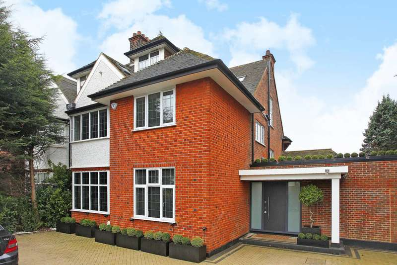 6 Bedrooms Semi Detached House for sale in The Ridgeway, Golders Green, NW11