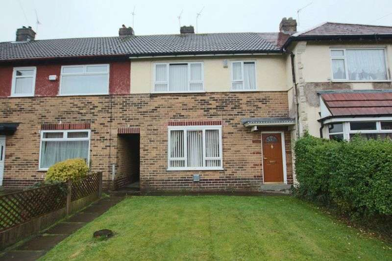 3 Bedrooms Terraced House for sale in Oakcliffe Road, Wardle, Rochdale OL12 9AL