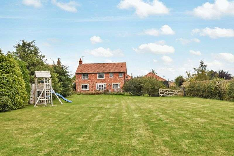 4 Bedrooms House for sale in Old Grantham Road, Whatton in the Vale