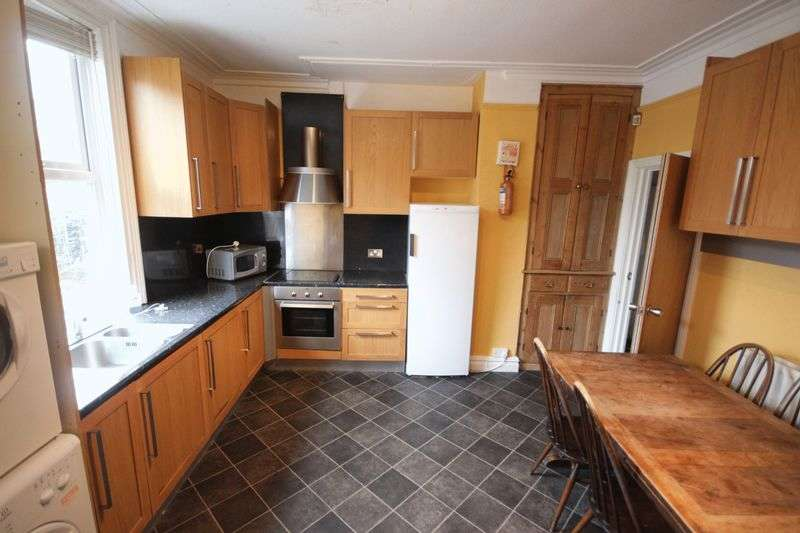 6 Bedrooms Terraced House for rent in Headingley Mount, Headingley