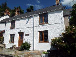 2 Bedrooms End Of Terrace House for sale in Tai Organ, Cynwyd, Corwen, Denbighshire, LL21